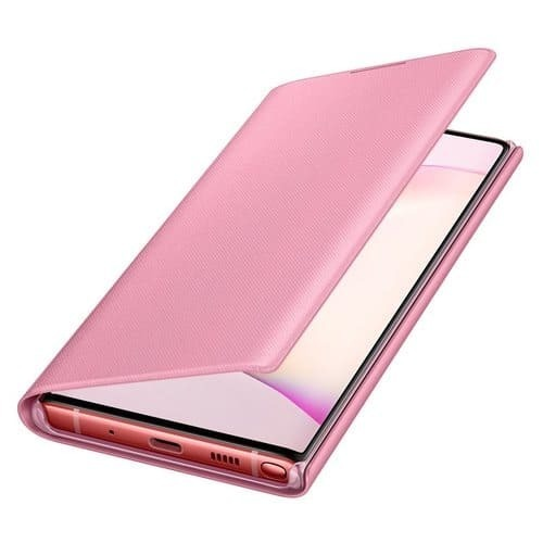 Калъф за Samsung Galaxy Note 10 LED View Cover EF-NN970PP Pink
