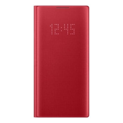 Калъф за Samsung Galaxy Note 10 LED View Cover EF-NN970PR Red-1