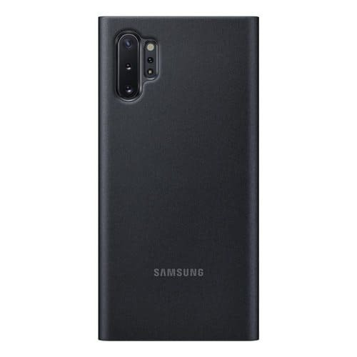 Калъф за Samsung Galaxy Note 10 Plus Clear View Cover EF-ZN975CB Black-2