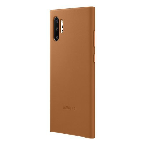 Калъф за Samsung Galaxy Note 10 Plus Leather Cover EF-VN975LA Brown-1