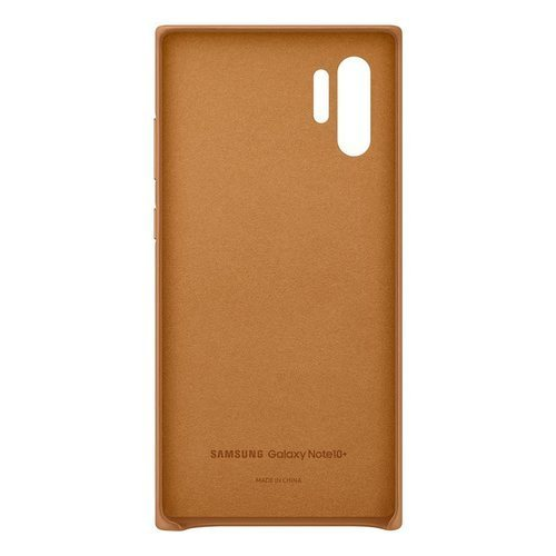 Калъф за Samsung Galaxy Note 10 Plus Leather Cover EF-VN975LA Brown-3