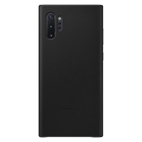 Калъф за Samsung Galaxy Note 10 Plus Leather Cover EF-VN975LB Black