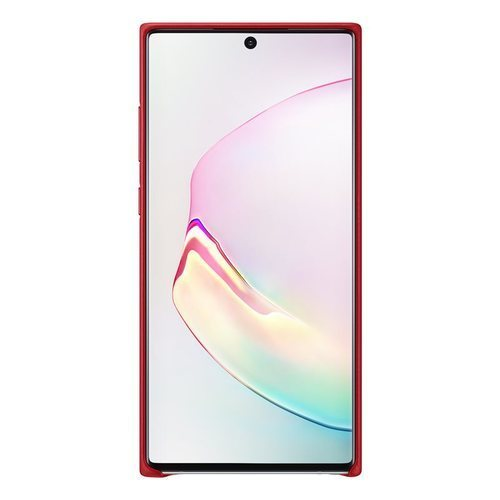 Калъф за Samsung Galaxy Note 10 Plus Leather Cover EF-VN975LR Red-2