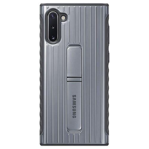 Калъф за Samsung Galaxy Note 10 Protective Standing Cover EF-RN970CS Silver