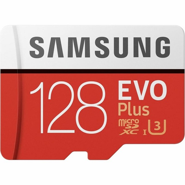 Карта памет Samsung EVO+ micro SD 128GB MC128HA