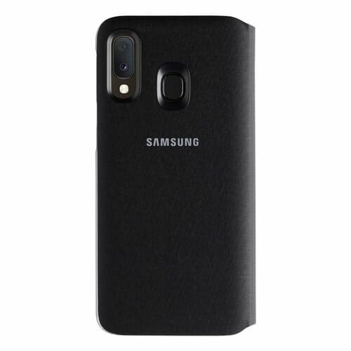 Калъф за Samsung Galaxy A20e Wallet Cover EF-WA202PB Black-2