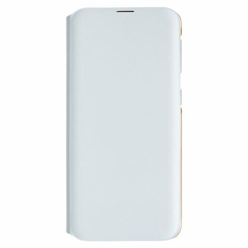 Калъф Samsung A20e Wallet Cover White