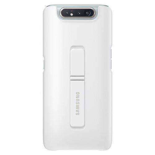 Калъф Samsung A80 Standing Cover White
