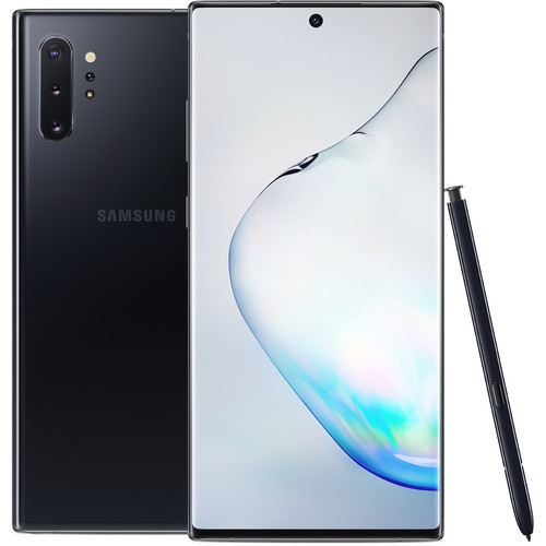 Телефон Samsung Galaxy Note 10 256GB + 12GB RAM Aura Black