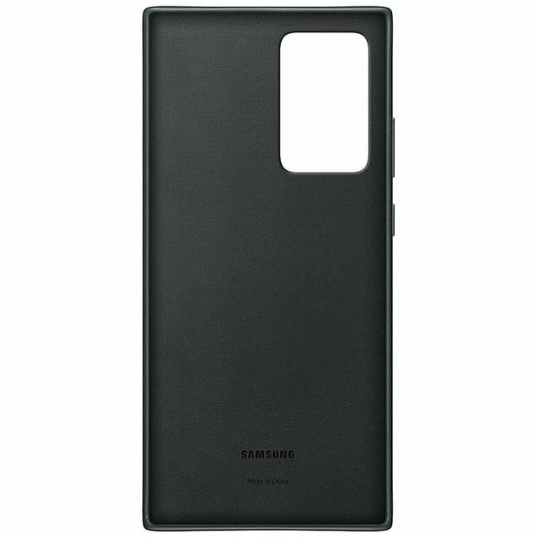 Калъф Samsung Galaxy Note 20 Ultra Leather Cover VN985LB Black-3