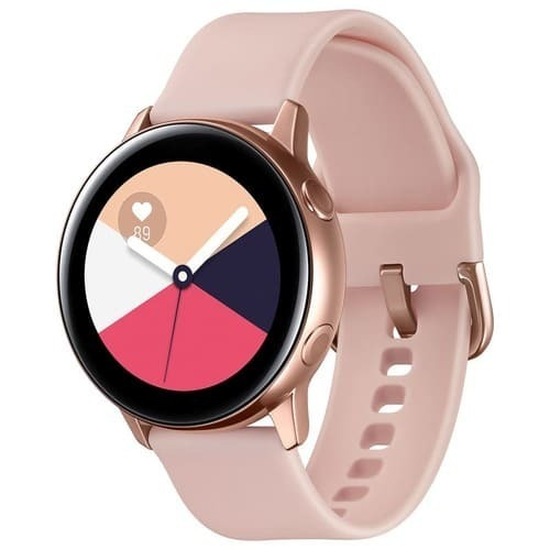 Смарт часовник Samsung Galaxy Watch Active 40mm SM-R500 Rose Gold-1