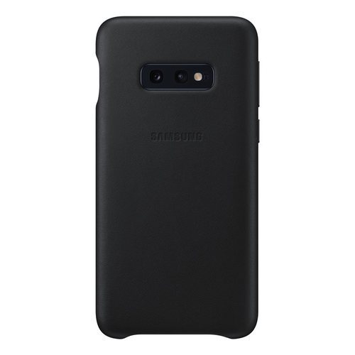 Калъф Samsung S10e Leather Cover VG970LB Black
