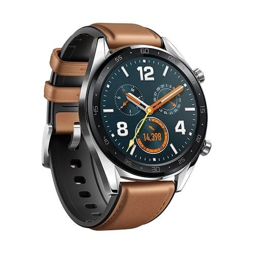 Смарт часовник Huawei Watch GT FTN-B19V Brown Silver-1