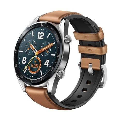Смарт часовник Huawei Watch GT FTN-B19V Brown Silver-2