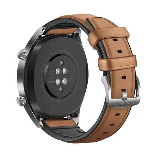 Смарт часовник Huawei Watch GT FTN-B19V Brown Silver-3