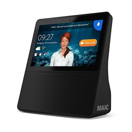 Смарт Асистент MLS MAIC Smart Assistant Black-1