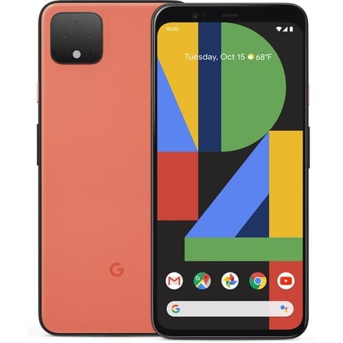 Смартфон Google Pixel 4 XL 128GB / 6GB RAM Oh So Orange-1