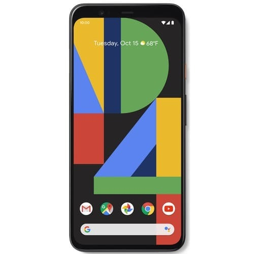 Google Pixel 4 XL 128GB / 6GB RAM Clearly White