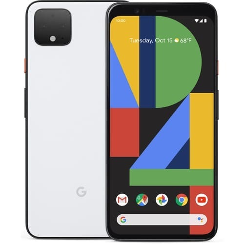 Google Pixel 4 XL 64GB / 6GB RAM Clearly White
