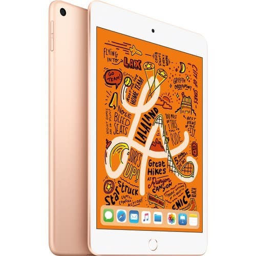 Таблет Apple iPad mini 5 (2019) 7.9-inch LTE 64GB Gold