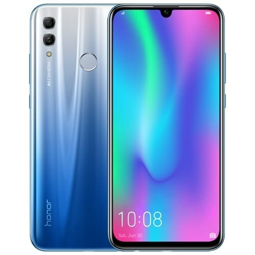 Телефон Honor 10 Lite Dual Sim 32GB + 3GB RAM Sky Blue