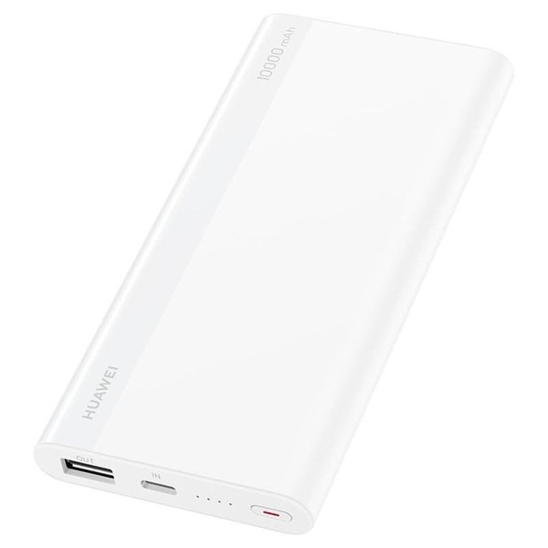 Външна батерия Huawei CP11QC Power Bank 18W USB-C 10000 mAh White-1