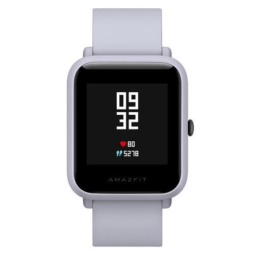 Смарт часовник Xiaomi Amazfit Bip White Cloud