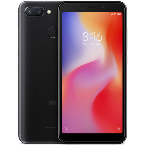 Телефон Xiaomi Redmi 6A 16GB черен