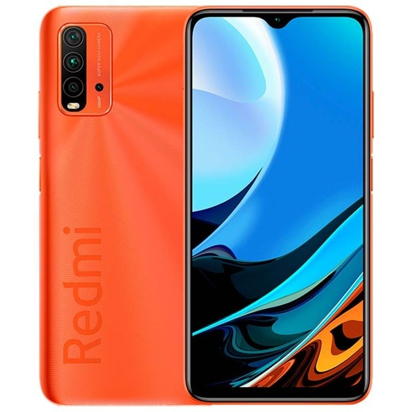 Xiaomi Redmi 9T 64GB 4GB RAM Sunrise Orange