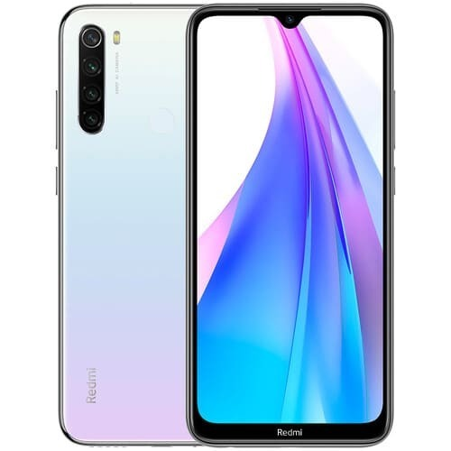 Xiaomi Redmi Note 8T 128GB 4GB RAM White